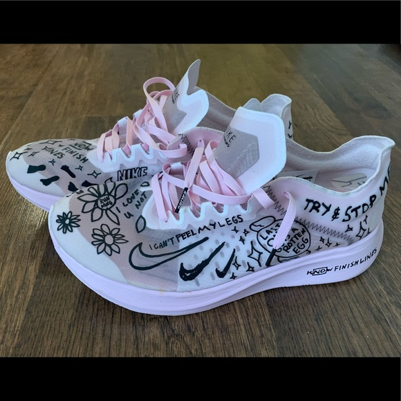 Miniatura llamada Prueba  Nike Shoes | Zoom Fly Sp Fast Nathan Bell Collection | Poshmark